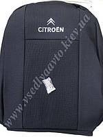 Авточехлы CITROEN C-Elysee (Ситроен Си-Элизе) 2012 г. (1/3 спинка)