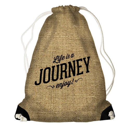 Рюкзак-мешок Journey (RM_TRV013_BL)