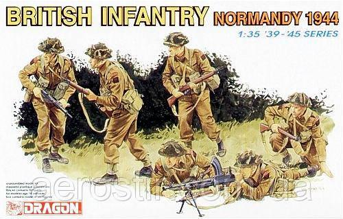 British Infantry Normandy 1944 1/35 Dragon 6212