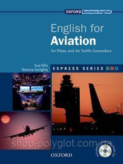 English for Aviation : for Pilots and Air Traffic Controllers