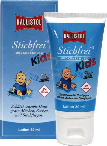 Гель дитячий від комарів і кліщів Klever Stichfrei Kids (Німеччина)