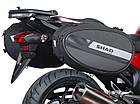 Cумки боковые SHAD SL58 black, фото 4