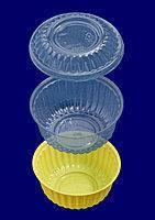 Упаковка пластиковая для десертов