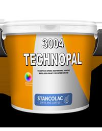 Краска для стен и потолков 3004 Technopal Stancolac 3 л.