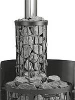Защитное ограждение дымовой трубы каменки Harvia