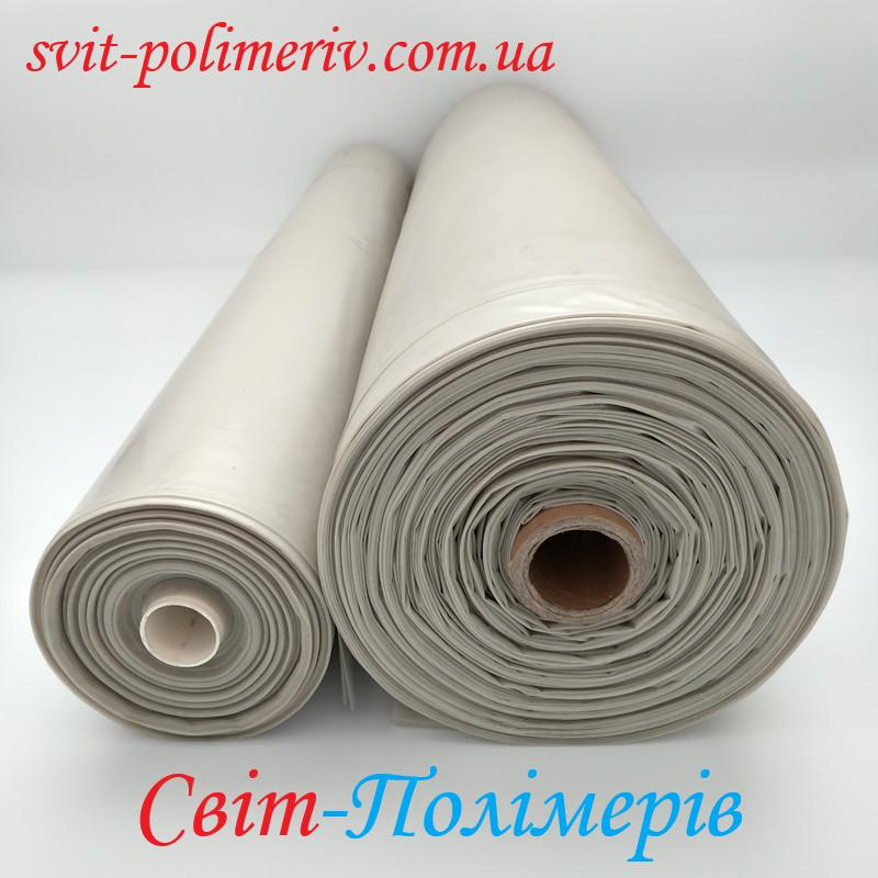 РУКАВ полиэтиленовый вторичный СЕРЫЙ, шириной 650 мм, толщина 70 мкм