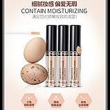 Консилер для лица  BioAqua Silky Skin Concealer, тон 02- Ivory, 1 шт, фото 4