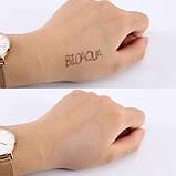 Консилер для лица  BioAqua Silky Skin Concealer, тон 02- Ivory, 1 шт, фото 7