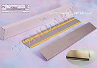 Защита порогов - накладки на пороги Mitsubishi GRANDIS с 2003 г. (Standart)