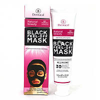 Очищающая черная маска для лица в стиле Dermacol 150173