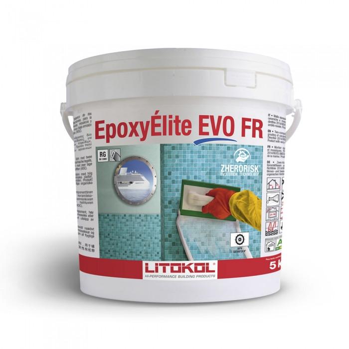 Епоксидна затирка EpoxyElite EVO FR Bianco Аssoluto,5кг