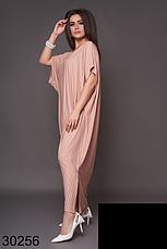 Платье женское летнее, размер:48-56, 58-64, фото 2