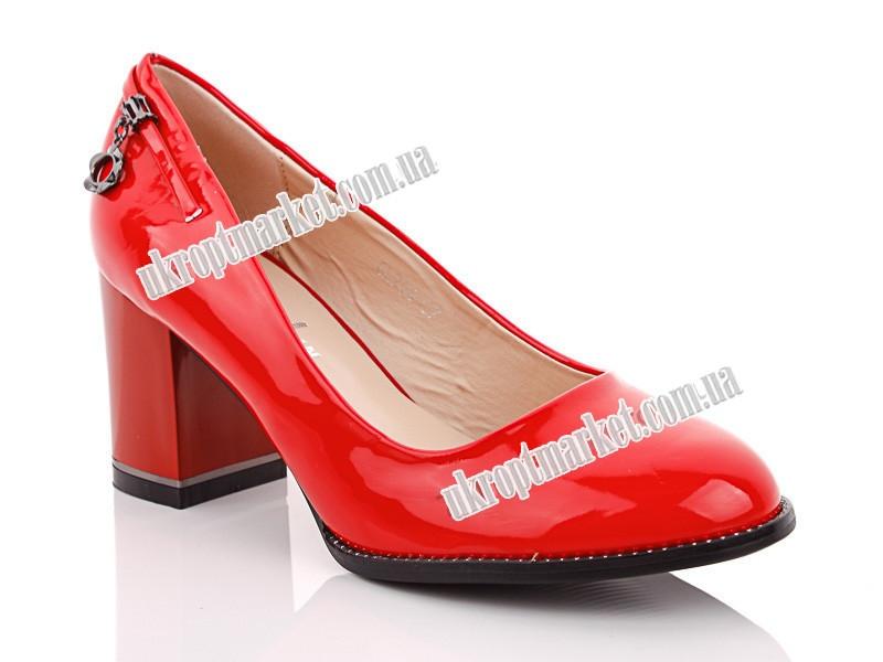 "Туфли женские GL206-1t (6 пар р.36-41) ""Gallop Lin"" LZ-1332"