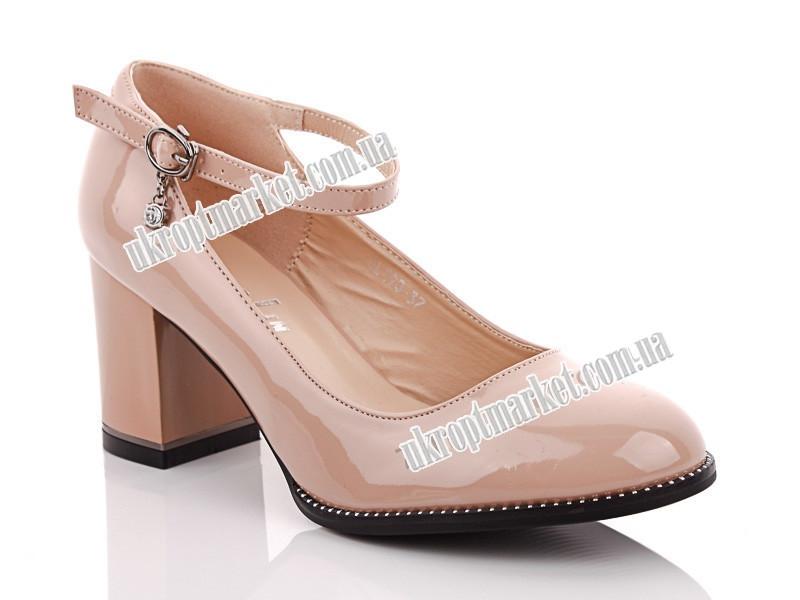 "Туфли женские GL190 (6 пар р.36-41) ""Gallop Lin"" LZ-1332"
