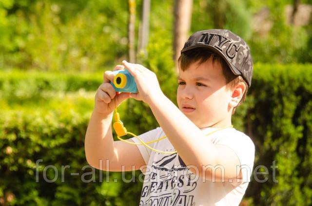 Фото  детскую цифровую камеруSmart Kids Camera HD в интернет-магазине Модная покупка