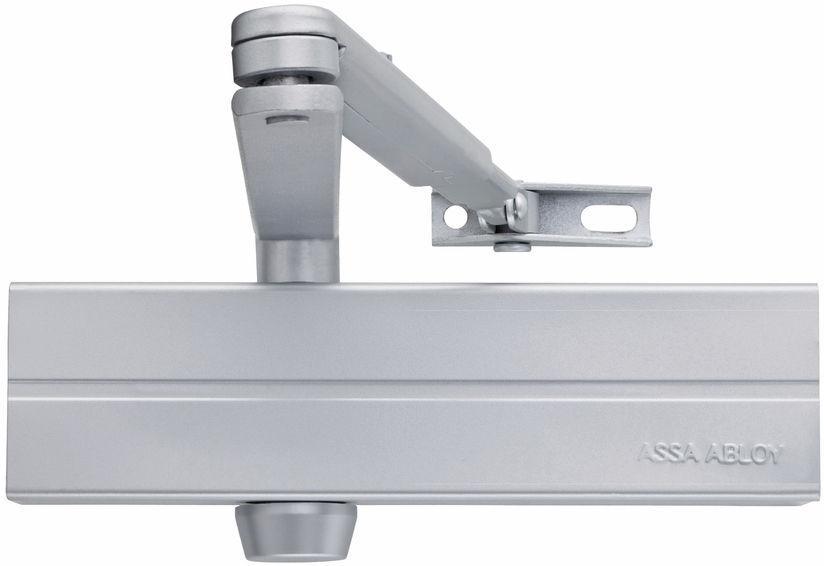 ASSA ABLOY DC140 доводчик (срібний)