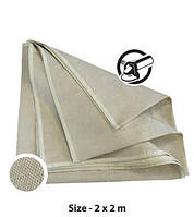 Защитное одеяло для шлифования 550°C 2х2м, фото 1