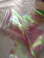 Битое стекло прозрачное
