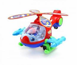 """Каталка ручная, для маленьких деток """"Вертолет"""""""
