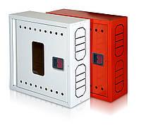 Шкаф пожарный навесной 600x600x230 с задней стенкой