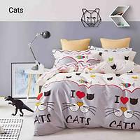 """Детское постельное белье """"cats"""""""