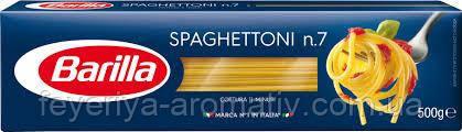 Макароны Barilla Spaghettoni n.7 500g (Италия)