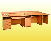 Стол демонстрационный для кабинета химии или физики
