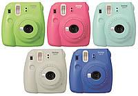 Фотоаппарат Fujifilm Instax Mini 9 (ВСІ КОЛЬОРИ)