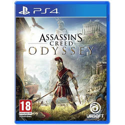 Игра PS4 ASSASSINS CREED ODYSSEY русск