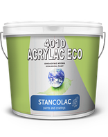 Эко - краска для стен и потолков 4010 Stancolac ECO 3 л., фото 1