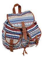 Рюкзак Городской ткань Индия 6110-6 Распродажа