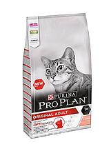 Корм для кошек Pro Plan (Про План) Adult  Original с лососем, 400 г