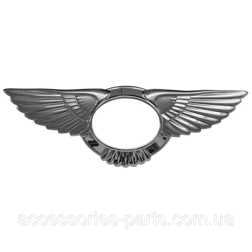 Эмблема Окантовка значка передняя Bentley Continental Новая Оригинальная