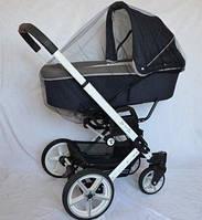 Москитная сетка на коляску универсальная ТМ Omali, черная