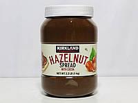 Шоколадная паста Kirkland Hazelnut spread 1kg