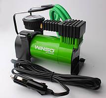 Автокомпрессор 7Атм, 150Вт, 35л/мин для подкачки шин, от прикуривателя, WINSO 121000 (Польша)