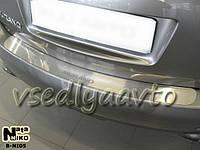 Накладка на бампер Nissan MURANO II с 2008- (NataNiko)