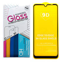 Защитное стекло 9D для Xiaomi Redmi Note 7 (Black)