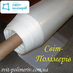 РУКАВ полиэтиленовый первичный, шириной 650 мм, толщина 120 мкм