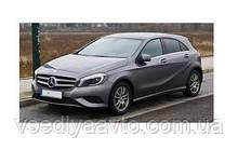 Защита двигателя на Mercedes-Benz А 180