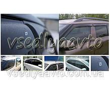 Дефлекторы окон на Mazda 3 с 2013 г.в. седан/хетчбек