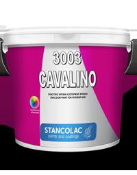 Краска для стен и потолков 3003 Cavalino Stancolac 5 кг