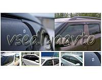Дефлекторы окон на Тойота Prius III 2009-