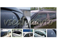 Дефлекторы окон на Volvo V40 CROSS COUNTRY (D2-D4;T3-T5) 2012 г. широкие