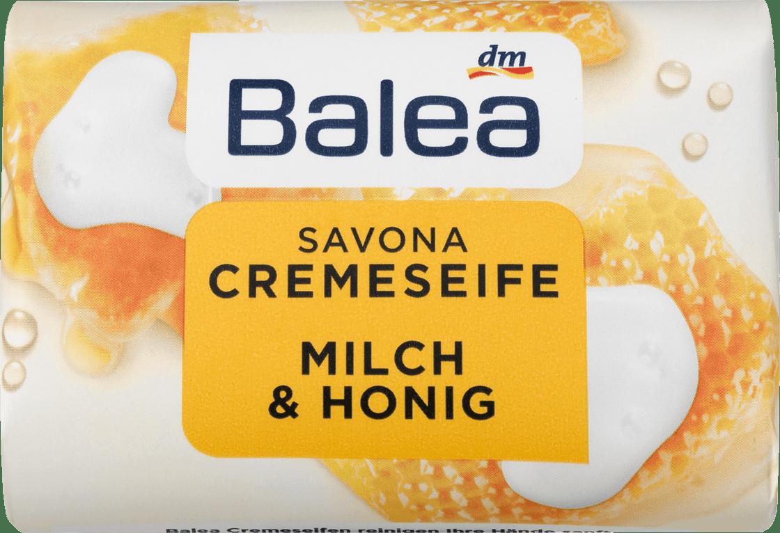 Мыло Balea Milch & Honiq