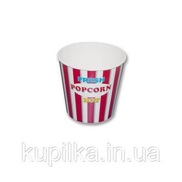 Стакан для попкорна 0,7л. V24