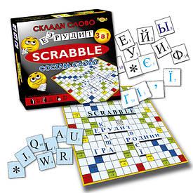 Игра Мастер Составь слово. Эрудит (Scrabble) (МКМ0316)