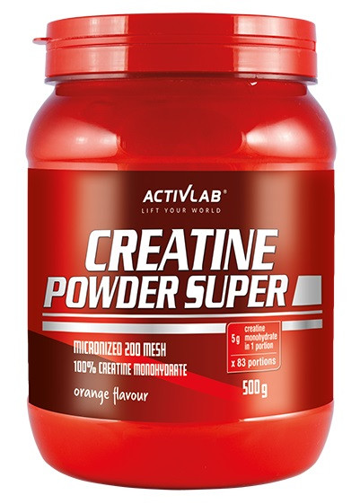 Креатин ActivLab - Creatine Powder Super (500 грамм)