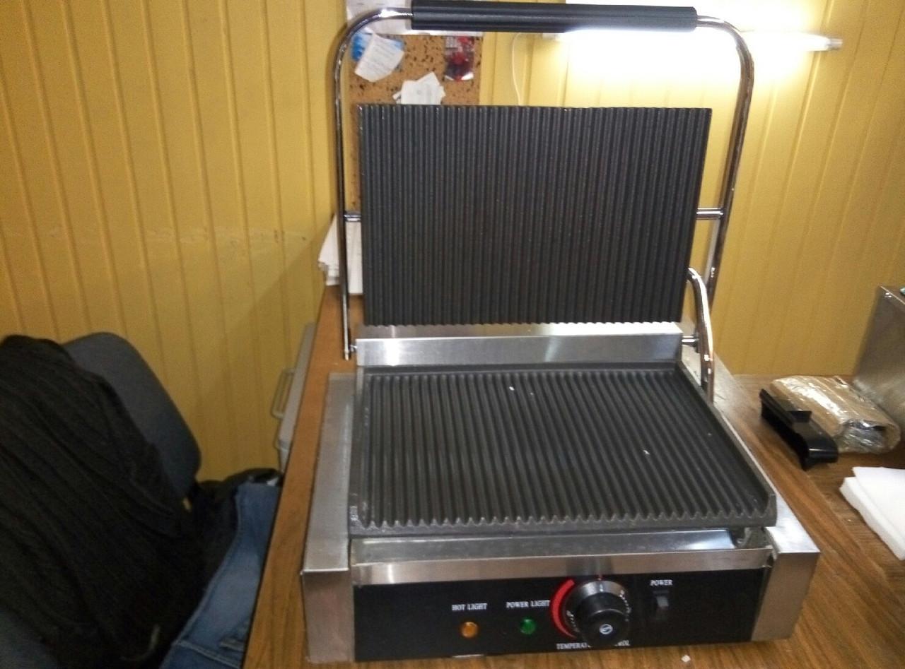 Гриль контактный тостер гриль гриль-тостер Vektor-811E
