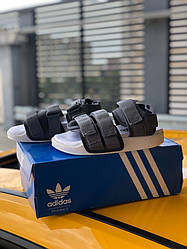 """Женские сандали Adidas Adilette Sandal """"Gray""""  ( в стиле Найк )"""